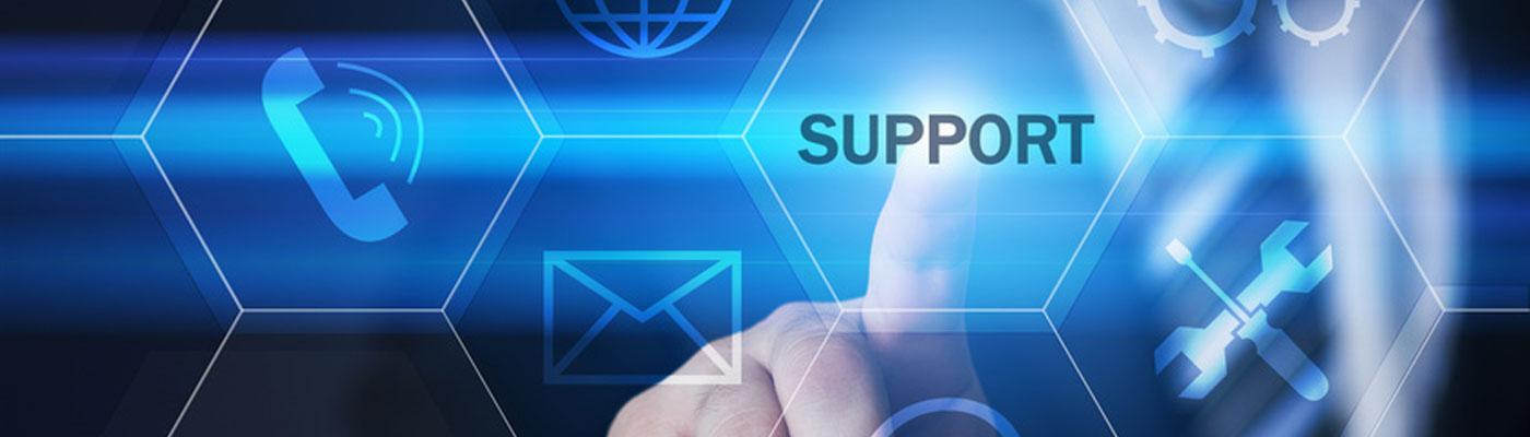 שרות לקוחות ותמיכה טכנית ללא פשרות